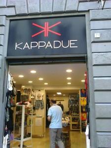 Insegne Firenze by Arkmedia: KAPPADUE Via Nazionale