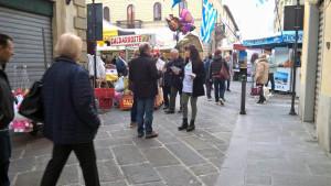 Guerrilla Marketing Firenze Arkmedia Centro Arredotessile