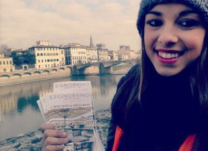 Guerrilla Marketing Firenze by Arkmedia Signorvino
