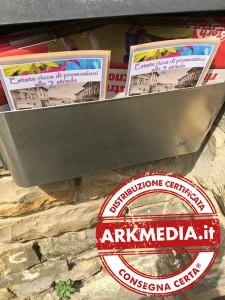volantinaggio firenze by Arkmedia: le 2 strade