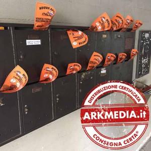 distribuzione volantini firenze by arkmedia