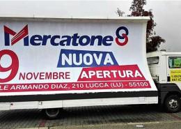 vele pubblicitarie Lucca by arkmedia