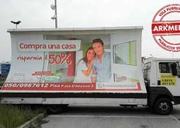 vele pubblicitarie cascina